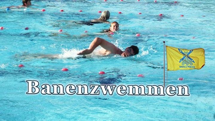 Banenzwemmen 12:00-13:00